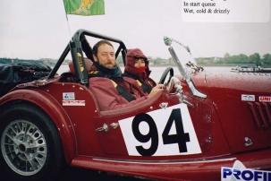 Fiat Zagato Milli Miglia rebuilt by Mike Roddy Motors 01