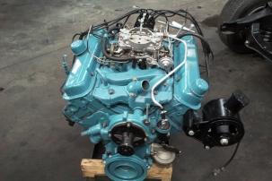 Pontiac 7.0 Litre V8 for Grand Prix Coupe