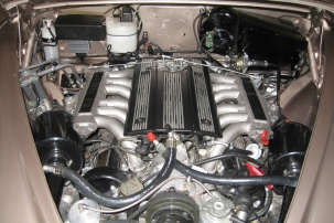 6.0 Litre V12 fitted to our famous V12 powered Mk.2