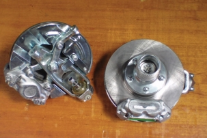 Disk Brake Upgrades - MK2, E Types & XJS