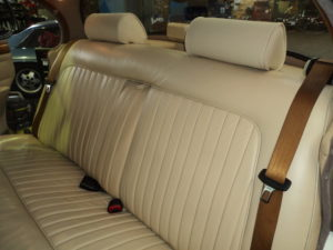 Leather Trim and Refurbishment
