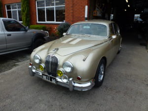 1966 Jaguar MK2