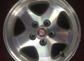 FOR SALE 16X7 5 SPOKE RIMS