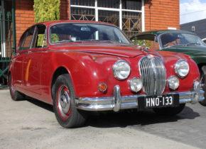 FOR SALE  1962 Jaguar MK 2 3.4 All Syncro Man OD