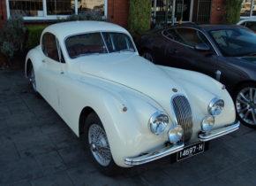 For Sale 1954 XK120 FHC