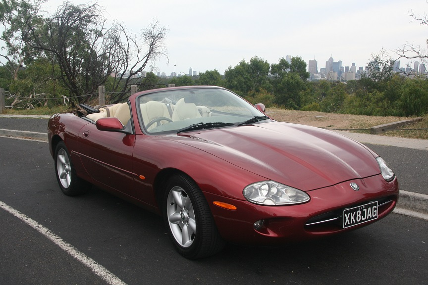 SOLD 1996 XK8 8cyl 4.0L Petrol.