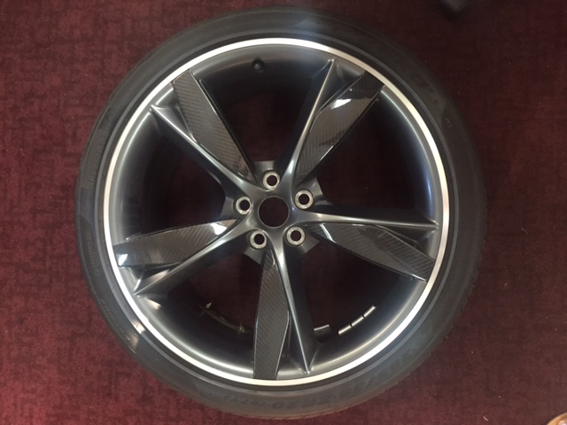Carbon Blade Wheels