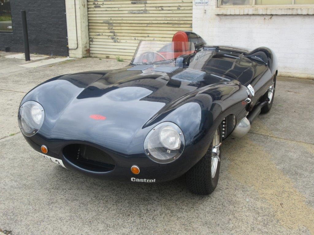 FOR SALE: LE MANS 1954 – Magnificent Tempero Recreation