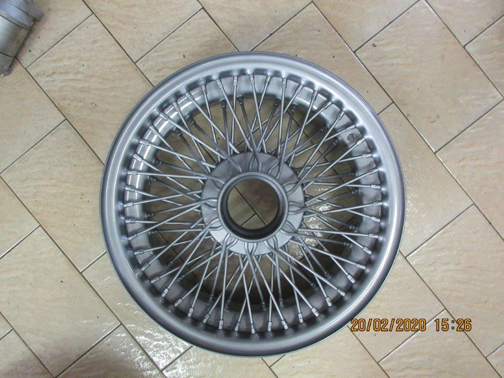 FOR SALE Dunlop Wire Wheels Brand New