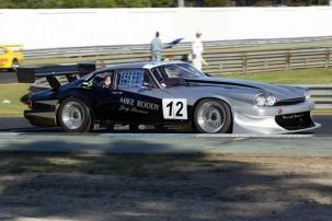 our-v12-sports-sedan-at-sandown