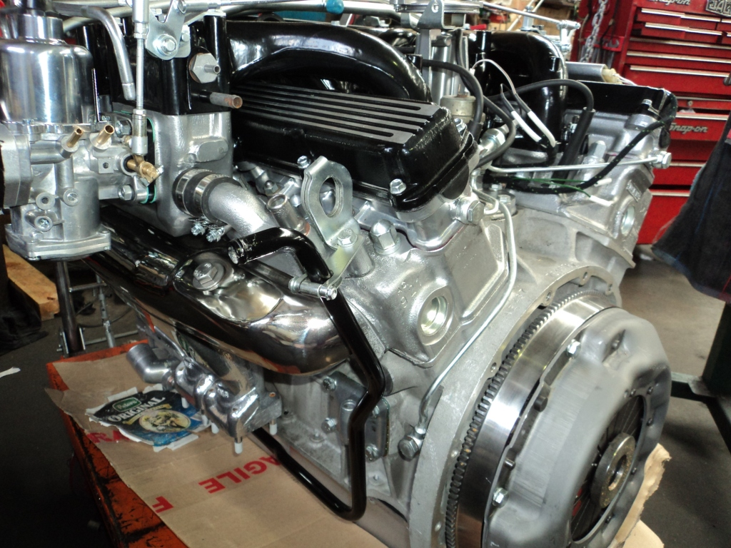 Engine Rebuilds | Mike Roddy Motors