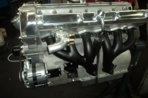 Concour spec 4.2 Aston Martin DB4 prior to fitment