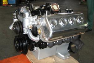 Daimler V8 Engine
