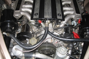 Our 6 LT MK 2 V12 Restoration