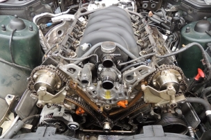 4 LT ENGINE TIMING CHAIN REPLACEMENT