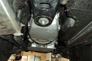 ZF Four Speed Auto Conversion 420G