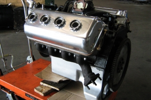 Daimler V8 Engines