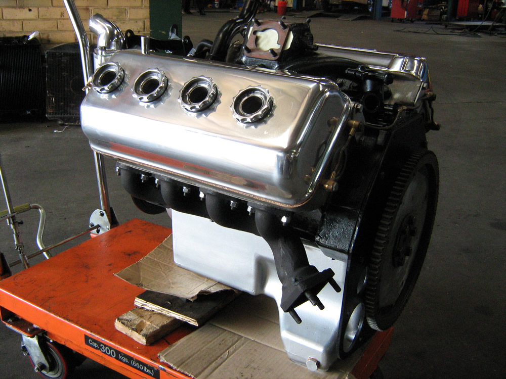 Upgrades and improvements mike roddy motors for Engine motors for sale