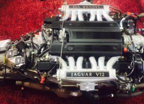SOLD Brand New X300 V12 Engine and Transmission